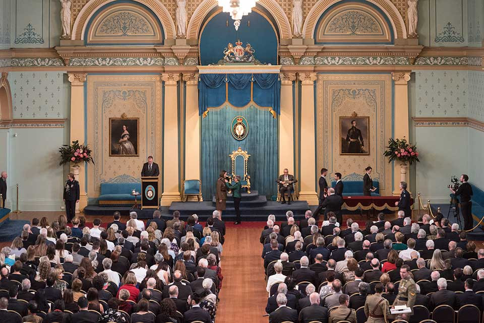 australian honours and awards governor of victoria