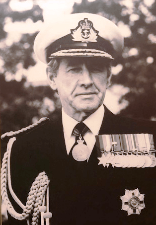 Rear-Admiral Sir Brian Murray