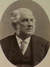 Portrait of Sir George Ferguson Bowen