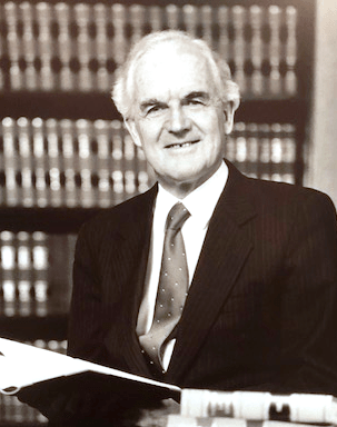 The Hon. Richard McGarvie