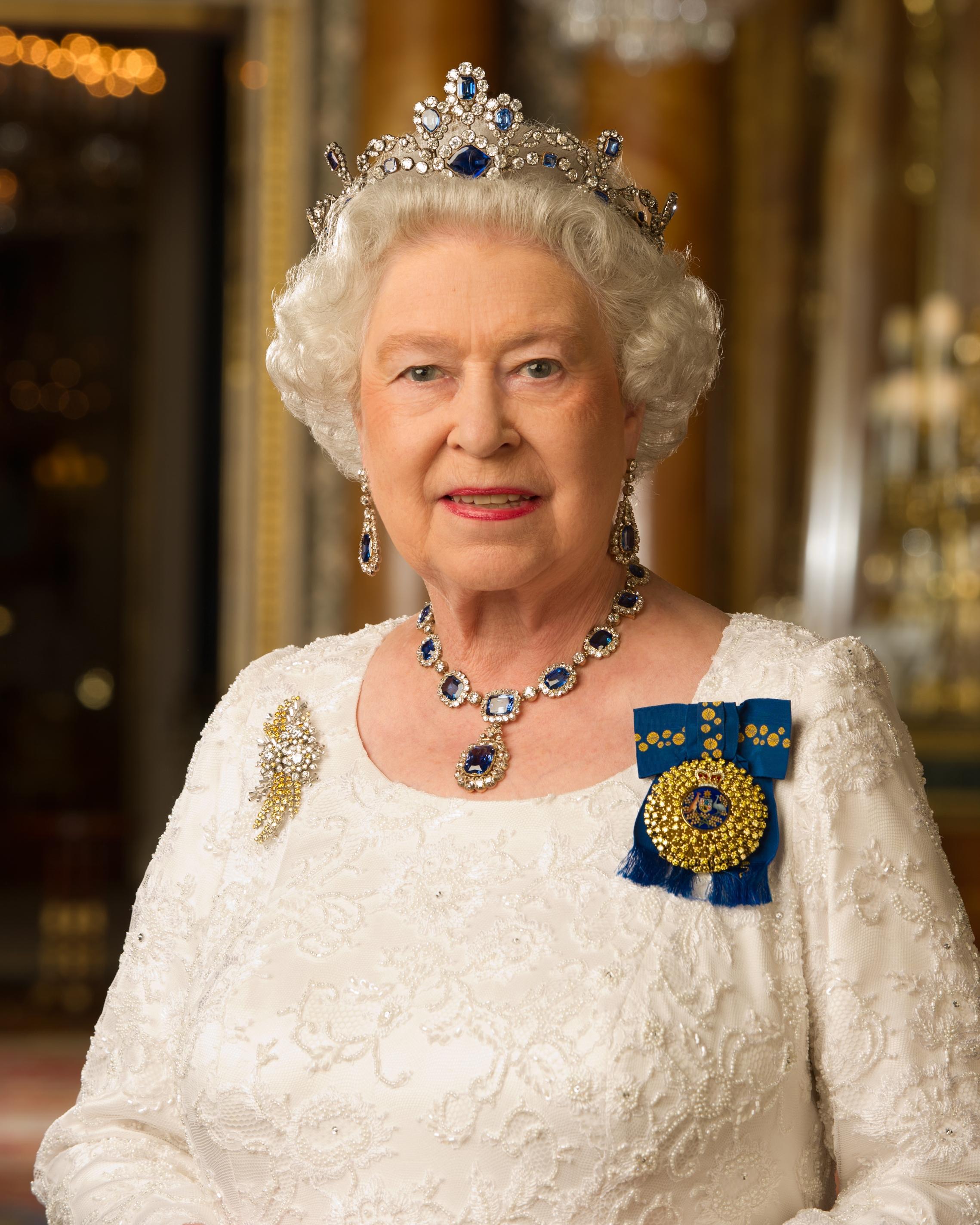 JS_RO005 : HM Queen Elizabeth II - Iconic Images