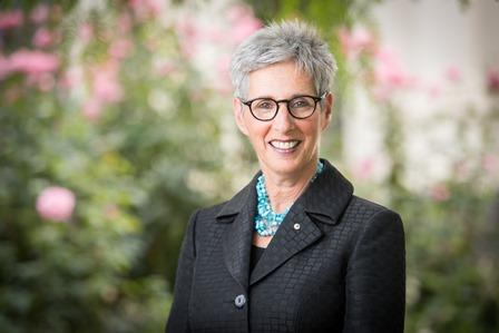 Portrait photo of the Governor of Victoria the Hon Linda Dessau AC